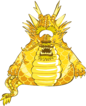 AncientGoldDragon