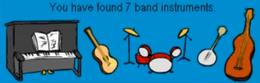 Búsqueda de los Instrumentos