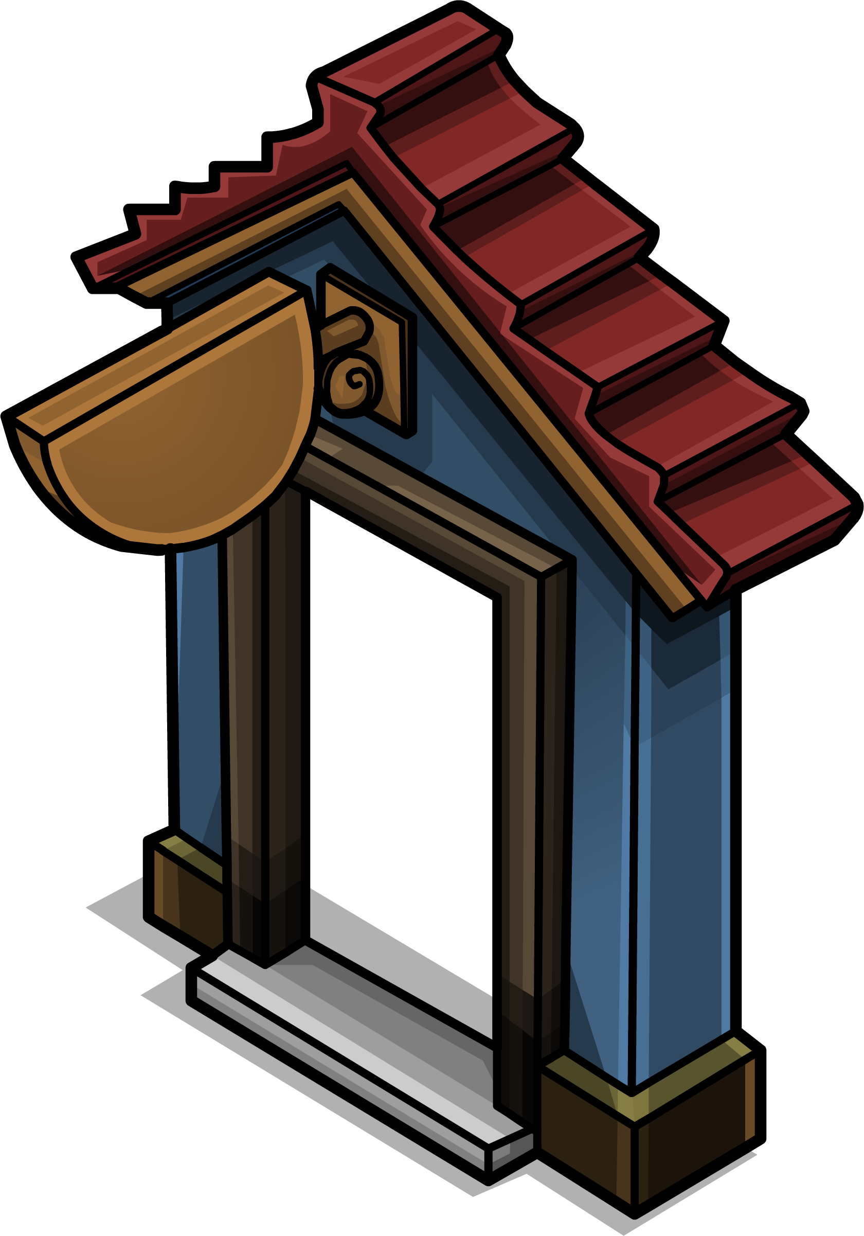 Cozy Blue Door sprite 002.png  sc 1 st  Club Penguin Wiki - Fandom & Image - Cozy Blue Door sprite 002.png | Club Penguin Wiki | FANDOM ...