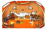 Halloween igloo