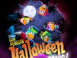 ¡Pánico pingüinístico en la Noche de brujas!
