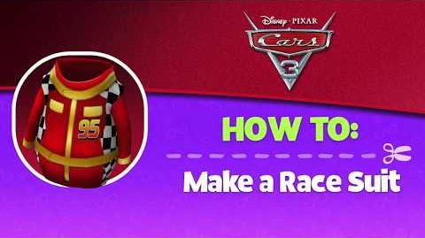How to Cars 3 Inspired Race Suit Disney Club Penguin Island