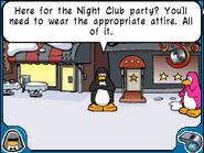 Night Club bouncer