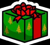 Present Pin