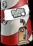 PuffleParty2012LighthouseExterior