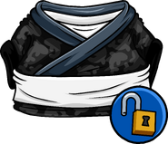 Sashimi Chef Uniform unlockable icon