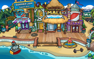 10th Anniversary Party Plaza