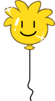Gold Puffle Balloon icon