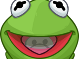 Kermit the Frog Head