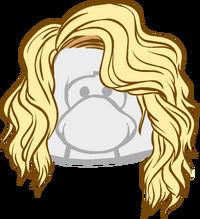 Melena Dorada icono