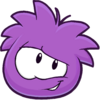 Operation Puffle Post Game Interface Puffe Image Purple