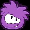 Operation Puffle Post Game Interface Puffe Image Purple