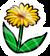 Pin de Flor Primaveral icono