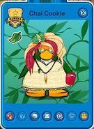 Playercard de Chai Cookie