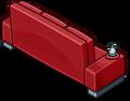 Red Designer Couch sprite 024