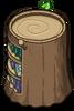 Stump Bookcase sprite 027