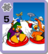 Card-Jitsu Cards full 311