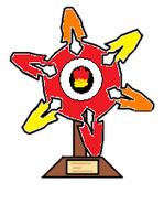 Card-Jitsu Fire Award
