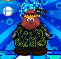 Ellyppi as a robber