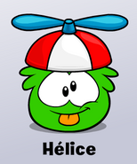 Hélice Puffle