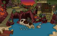 Rockhopper's Quest Dinosaur Island