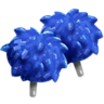 Gear Blue Pompoms icon