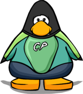 Green Wetsuit PC