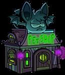 HalloweenParty2015PetShopExterior