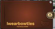 Iwearbowties album