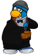 JeffreyJo Custom penguin