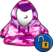 Pink Hip Hop Hoodie clothing icon ID 14730
