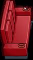 Red Designer Couch sprite 027
