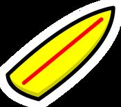 Surfboard Pin