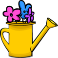 Watering Can sprite 010