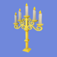 Castle Candelabra icon