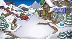 Centro de Esquí 2015