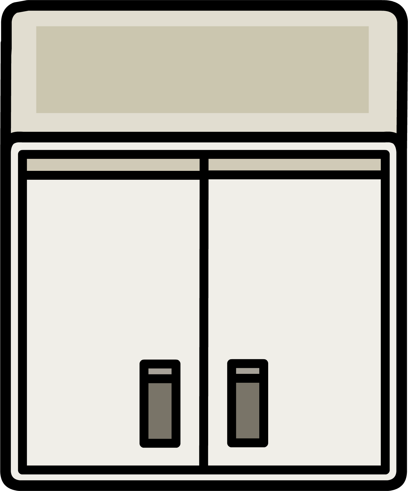 Image - Double Wall Cabinet sprite 003.png | Club Penguin Wiki ...