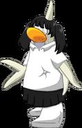 Monoko Yume Nikki Club Penguin