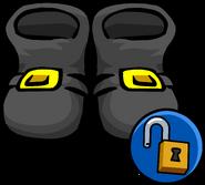 Pirate Boots unlockable icon