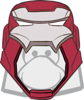 Silver Centurion Helmet clothing icon ID 1575