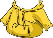 Angulo 1 yellow hoodie