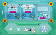 Frozen Fever Party 2016 interface page 4