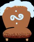 Gingerbread Chair sprite 001