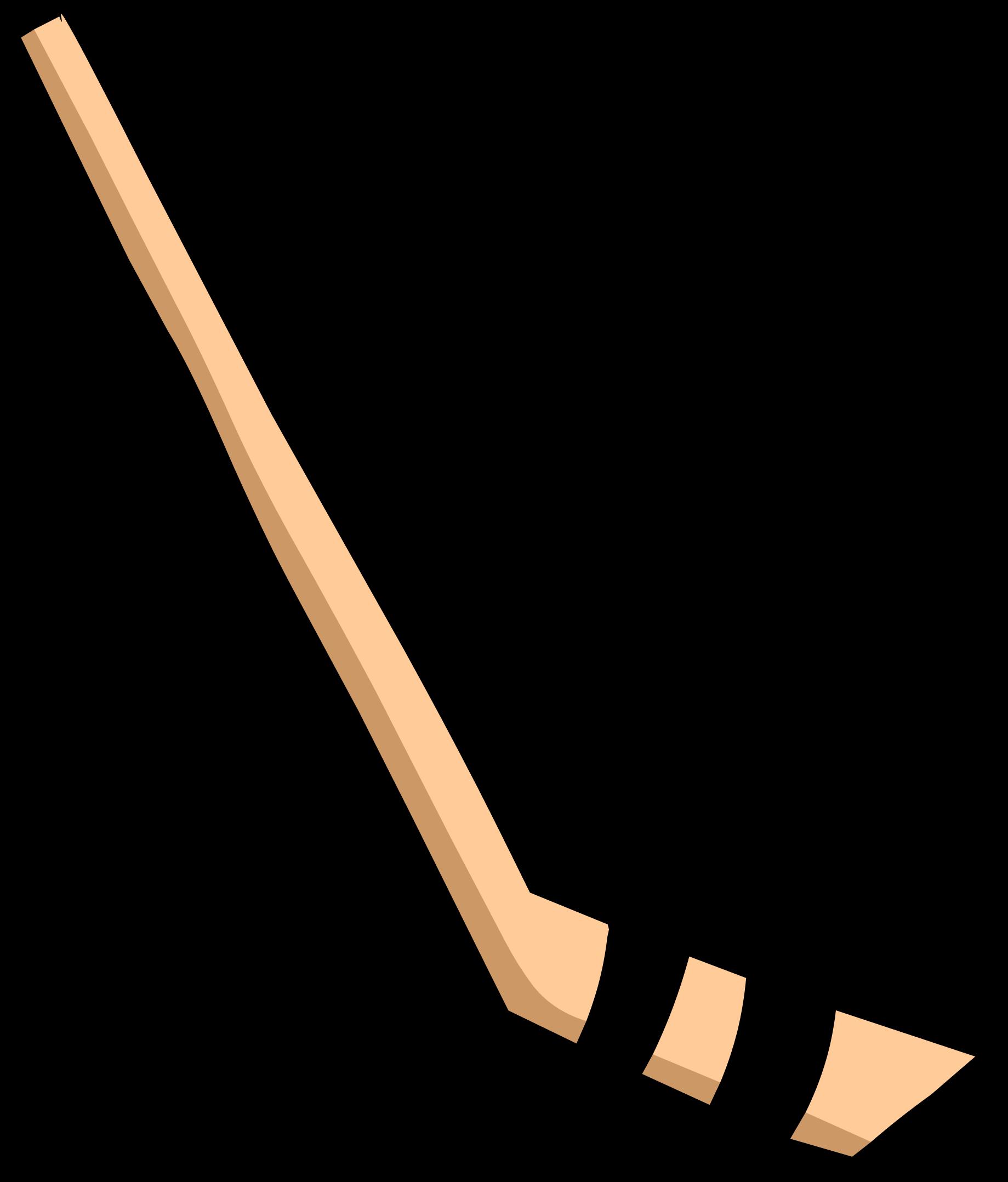 hockey stick club penguin wiki fandom powered by wikia rh clubpenguin wikia com cartoon pics of hockey sticks cartoon hockey stick and puck