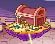 Isla del botin Icono