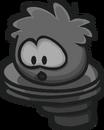 Perched Puffle Statue sprite 014