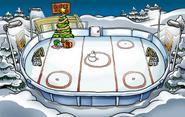 Pista de patinaje 1 Fiesta de Navidad 2005
