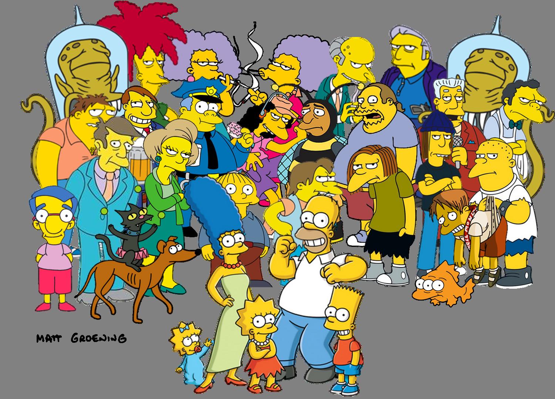 Ach, heel Springfield eigenlijk wel