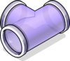 T-joint Puffle Tube sprite 043