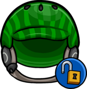 Watermelon Helmet clothing icon ID 11455
